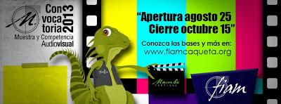 FESTIVAL INTERNACIONAL AUDIOVISUAL MAMBE FLORENCIA – CAQUETÁ