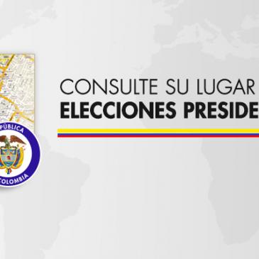 Desde el lunes 19 y hasta el domingo 25 de mayo los colombianos en el exterior podremos votar