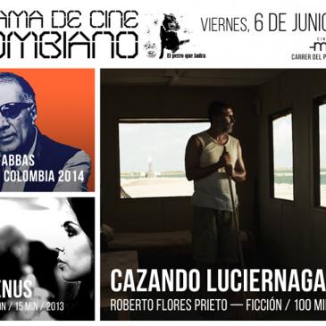 Programación del Panorama de Cine Colombiano en Barcelona
