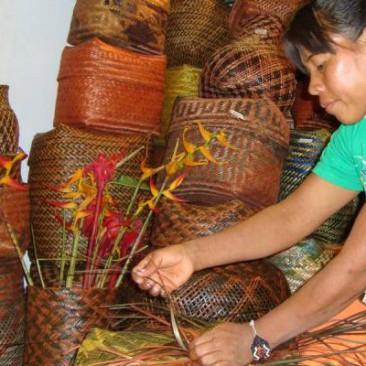 Inclusión social de las personas con discapacidad a través del oficio de artesanos