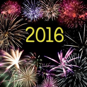 Se acerca el fin del 2015, demos la bienvenida al 2016 juntos con ilusión creando el bien para todos.